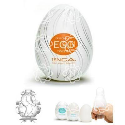 Easy Ona-Cap EGG TWISTER (Naranja)
