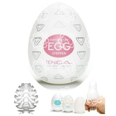 Easy Ona-Cap EGG STEPPER (Rosa)