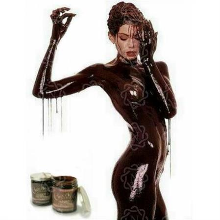 Body Paint Chocolate