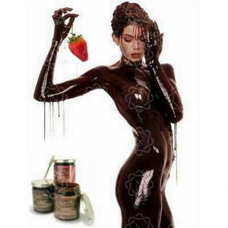 Body Paint Frutilla