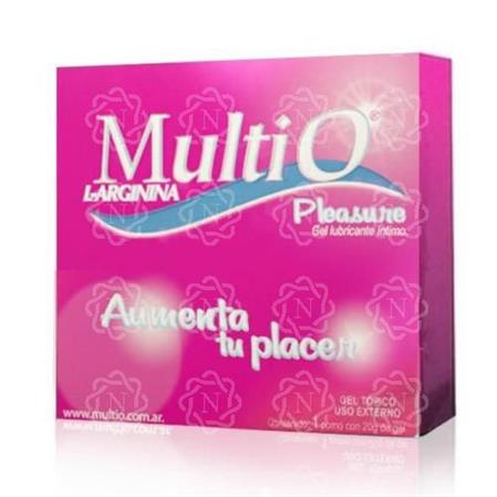 Gel MultiO Pleasure