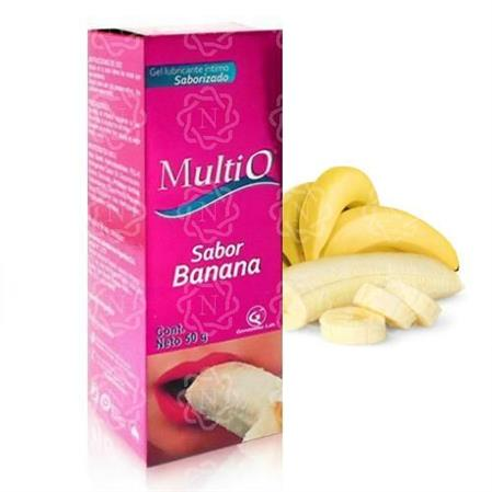Gel MultiO Banana