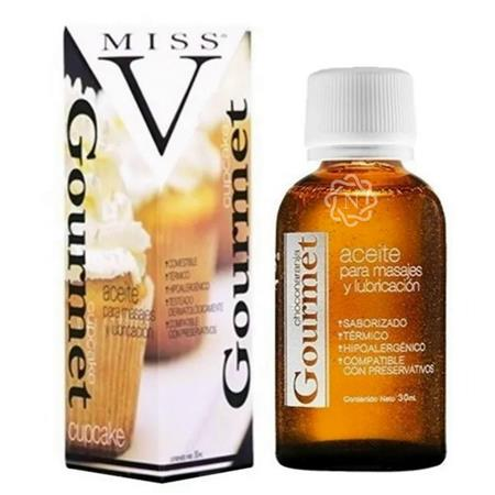 MissV Aceite Gourmet Cupcake 30ml