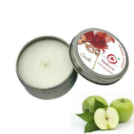 Candle Manzana Green